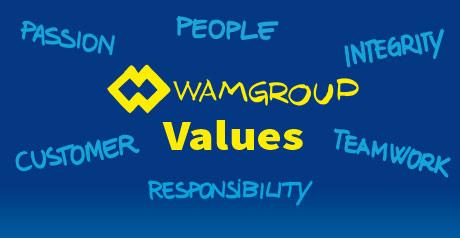 """e486e32ff03d WAMGROUP """"Values"""" Video"""