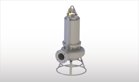 WSP - Submersible Chopper Pumps