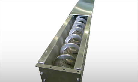 Shaftless Spiral Conveyors - SSC