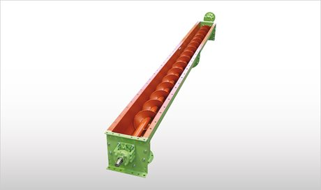 Trough Screw Conveyors - CA